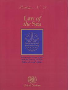 LAW OF THE SEA BULLETIN #78