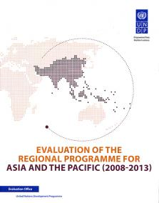 EVAL REG PROGRAMME ASIA PACIFIC