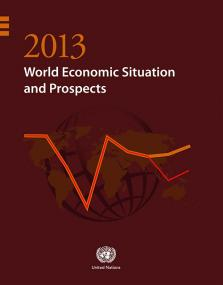 WORLD ECON SITUAT PROSPECTS 2013