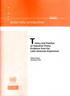 THEORY & PRACTICE OF INDUSTRIAL
