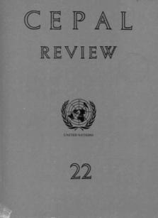 CEPAL REVIEW #22 04/1984