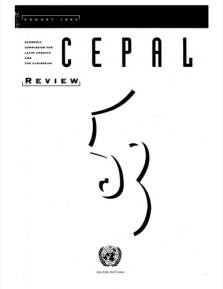 CEPAL REVIEW #53 08/1994