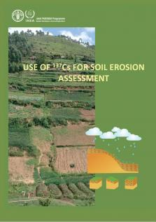 USE OF 137CS FOR SOIL EROSION
