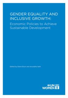 GENDER EQUALITY & INCLUSIVE GROWTH