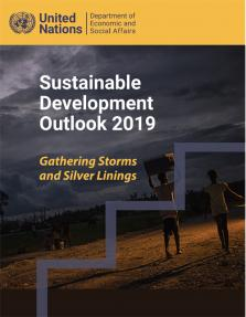 SUSTAINABLE DEVELOP OUTLOOK 2019