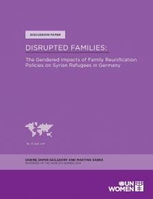 DISRUPTED FAMILIES