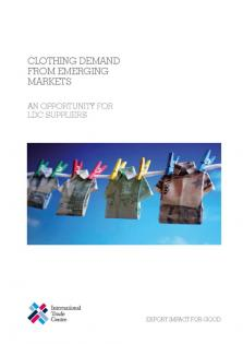 CLOTHING DEMAND FROM EMERGING