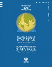 MONTHLY BULL STAT V66 #11 NOV 2012