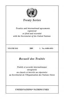 TREATY SERIES 2616