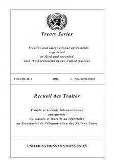 TREATY SERIES 2811