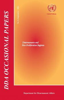ODA OCCASIONAL PAPERS #8 2004