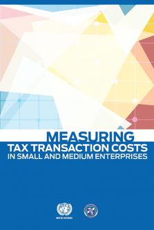 MEASU TAX TRANSACTION COSTS IN