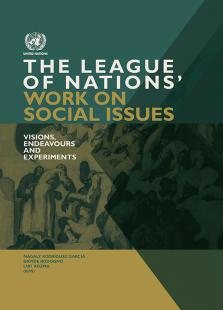 LEAGUE OF NATIONS WORK SOCIAL ISS