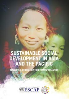 SUSTAINABLE SOCIAL DEV ASIA PACI