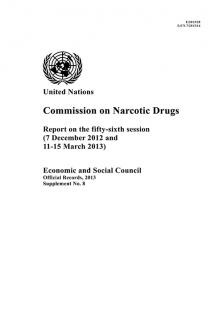 EOR 2013 SUPP8 NARC DRUGS