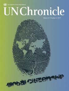 UN CHRONICLE V54 #4 2017