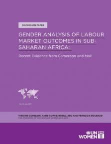 GENDER ANALYS LABOUR MARKET OUT