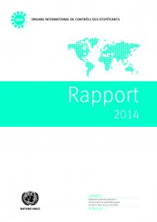 RAPPORT ORGANE INTL CONTROLE 2014