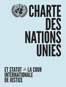 CHARTE DES NATIONS UNIES 2015