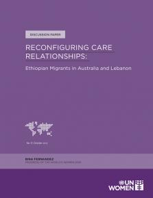 RECONFIGURING CARE RELATIONSHIPS