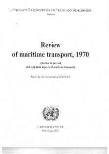 REVIEW MARITIME TRANS 1970
