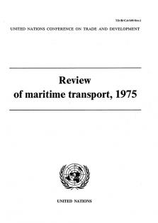 REVIEW MARITIME TRANS 1975