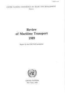 REVIEW MARITIME TRANS 1989