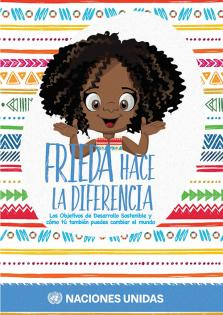FRIEDA MAKES A DIFFERENCE (S)
