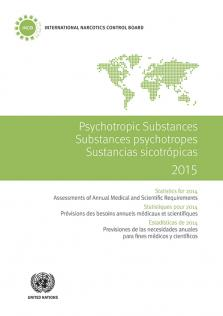PSYCHOTROPIC SUBSTANCES STAT 2015