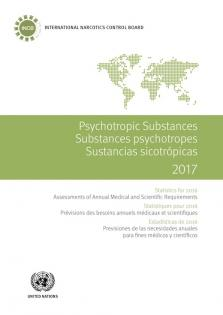 PSYCHOTROPIC SUBSTANCES STAT 2017