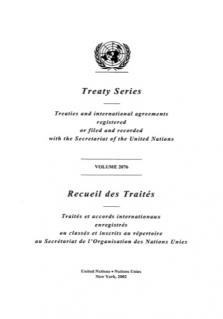 TREATY SERIES 2076 I 35969-36027