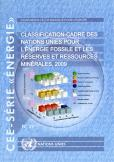 CLASSIF NATIONS UNIES FOSSIL 2009