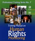 TRAINING MANUAL ON HUMAN RIGHTS