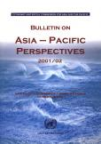 BULLETIN ON ASIA PAC PERSP 2001/02