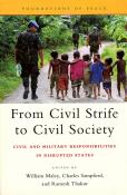 FROM CIVIL STRIFE TO CIVIL