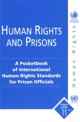 HUMAN RIGHTS & PRISONS POCKET