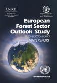 EUROPE FOREST SECT OUTL 1960/2000