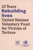 REBUILDING LIVES 25 YEARS UNITED