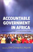 ACCOUNTABLE GOV IN AFRICA PUBLIC
