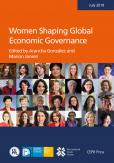 WOMEN SHAPING GLOBAL ECONOMIC GOV