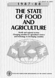 STATE FOOD & AGRICULTURE 1987/88