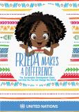 FRIEDA MAKES A DIFFERENCE (HB)