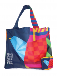 DOVE OF PEACE FOLDABLE BAG
