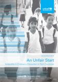 AN UNFAIR START: INEQUALITY IN CHI